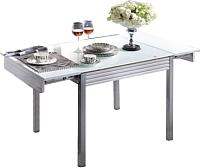 Обеденный стол Мебельные компоненты Topic (белый) -