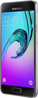 Смартфон Samsung Galaxy A3 2016 / A310F/DS (черный)