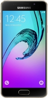 Смартфон Samsung Galaxy A3 2016 / A310F/DS (золото) -
