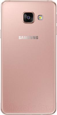 Смартфон Samsung Galaxy A3 2016 / A310F/DS (розовый)