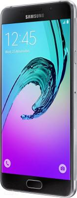 Смартфон Samsung Galaxy A7 2016 / A710F/DS (черный)
