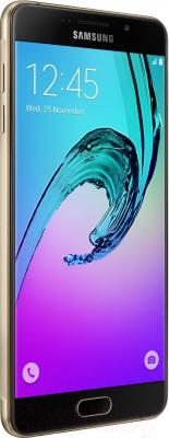 Смартфон Samsung Galaxy A7 2016 / A710F/DS (золото)