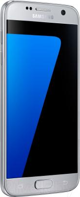 Смартфон Samsung Galaxy S7 / G930FD (серебристый)