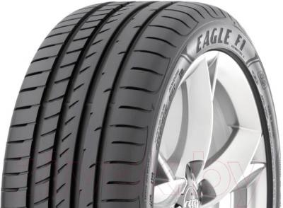 Летняя шина Goodyear Eagle F1 Asymmetric 2 265/45R18 101Y