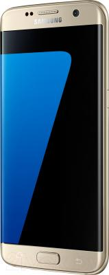Смартфон Samsung Galaxy S7 Edge 32GB / G935F (золото)