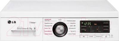Стиральная машина LG F12B8WDS7 - панель управления