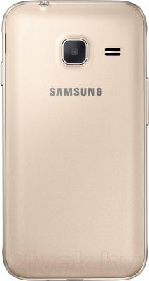 Смартфон Samsung Galaxy J1 mini / J105H/DS (золото)