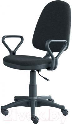 Кресло офисное Posidelkin Престиж Гольф (черный)
