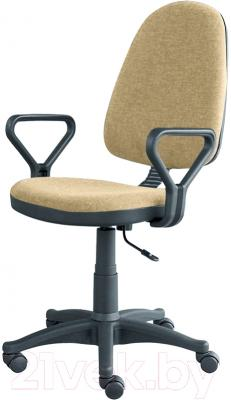 Кресло офисное Posidelkin Престиж Гольф (бежевый)