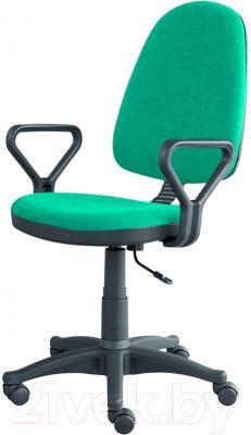 Кресло офисное Posidelkin Престиж Гольф (зеленый)
