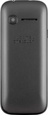 Мобильный телефон Alcatel One Touch 1052D (черный)