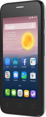 Мобильный телефон Alcatel One Touch Pixi First 4024D (серебристый)