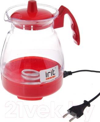 Электрочайник Irit IR-1123 - открытый нагревательный элемент