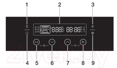 Электрический духовой шкаф Samsung NQ50H5537KB