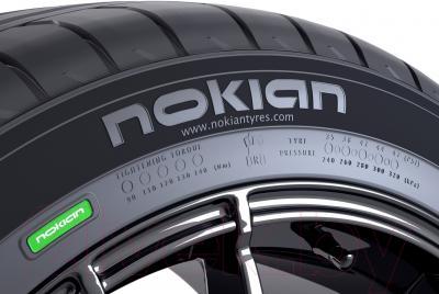Летняя шина Nokian Hakka Black 225/55R17 97W RunFlat