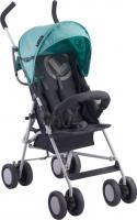 Детская прогулочная коляска Lorelli Trek Green Grey (10020881615) -