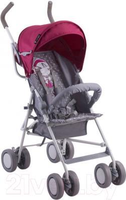 Детская прогулочная коляска Lorelli Trek (Pink Grey Girl)