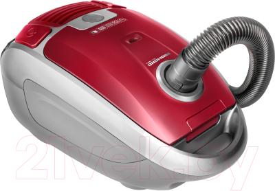 Пылесос Redmond RV-327 (красный)