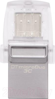Usb flash накопитель Kingston DataTraveler microDuo 3C 64GB (DTDUO3C/64GB)