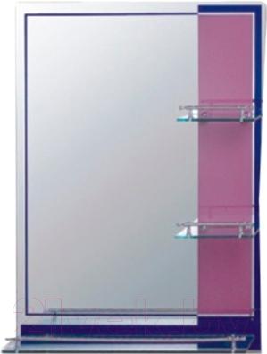 Зеркало для ванной Haiba HB 621 (синий/розовый)
