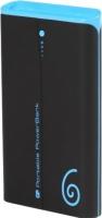 Портативное зарядное устройство GP Batteries 761BGNE-2B1 (черный) -
