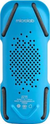Портативная колонка Microlab D22 (синий)