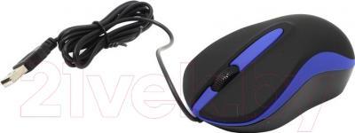 Мышь SmartBuy 329 / SBM-329-KB (черный/синий)