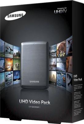 Внешний жесткий диск Samsung CY-SUC05SH1/RU (с установленными фильмами) - в упаковке