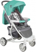 Детская прогулочная коляска Lorelli S300 Green (10020841615) -