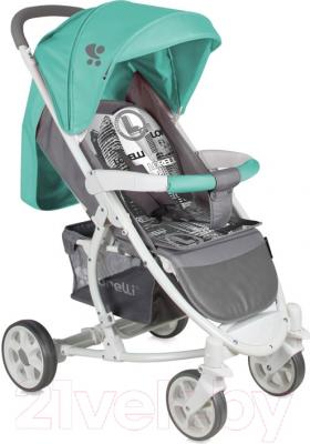 Детская прогулочная коляска Lorelli S300 Green (10020841615)