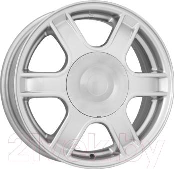 Литой диск KnK KC576 Logan 14x5.5 4x100мм DIA 60.1мм ET 43мм