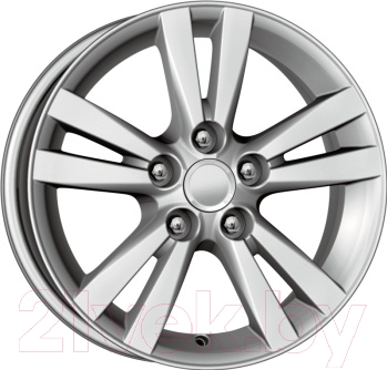Литой диск KnK KC505 Avensis 16x6.5 5x114.3мм DIA 60.1мм ET 39мм