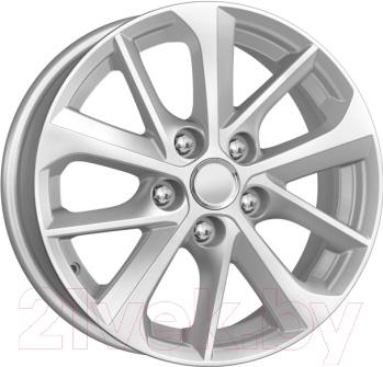 Литой диск KnK KC658 Corolla 16x6.5 5x114.3мм DIA 60.1мм ET 45мм