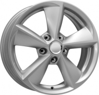 Литой диск KnK KC681 Corolla 16x6.5 5x114.3мм DIA 60.1мм ET 45мм -