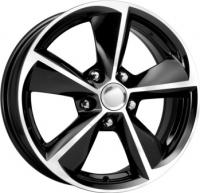 Литой диск KnK KC681-mb Corolla 16x6.5 5x114.3мм DIA 60.1мм ET 45мм -