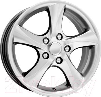 Литой диск KnK KC395 Mazda-6 16x7.0 5x114.3мм DIA 67.1мм ET 55мм