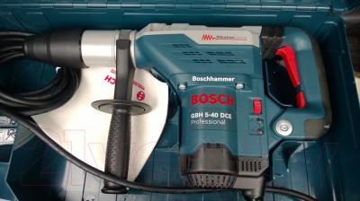Профессиональный перфоратор Bosch GBH 5-40 DCE Professional (0.611.264.000)