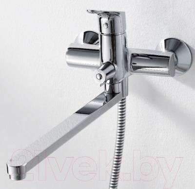 Смеситель Bravat Drop F64898C-L