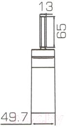Смеситель Bravat Spring F179113C