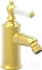Смеситель Bravat Art F375109C G (золотой)