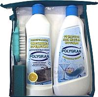 Универсальное чистящее средство Polygran Набор моющих средств 5 в 1 -
