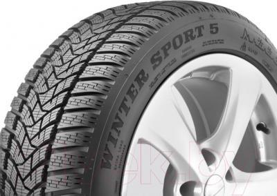 Зимняя шина Dunlop SP Winter Sport 5 255/40R19 100V