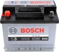 Автомобильный аккумулятор Bosch 0092S30060 (56 А/ч) -