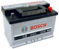 Автомобильный аккумулятор Bosch 0092S30080 (70 А/ч) -
