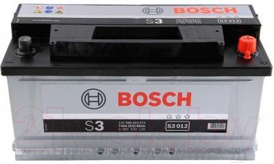 Автомобильный аккумулятор Bosch 0092S30120 (88 А/ч)