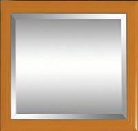 Зеркало интерьерное Гамма 20 (оранжевый) -