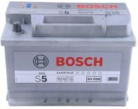 Автомобильный аккумулятор Bosch 0092S50080 (77 А/ч) -