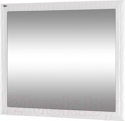 Зеркало интерьерное Гамма 22 (волна)