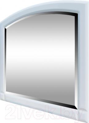 Зеркало интерьерное Гамма 23 (белый)