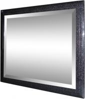 Зеркало интерьерное Гамма 25 (черный металлик) -